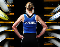 Imperial Rowing Photoshoot