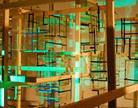 Installation Qafa Gallery Pristina