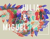 Wedding Julia & Miguel