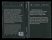 Animal Farm - cover