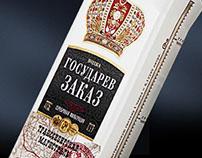 Gosudarev Zakaz vodka (limited edition)
