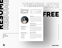 Syra | Free Resume Template