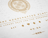 Handcrafted Playing Cards