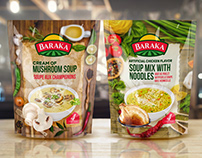 Packaging of Soups - USA and TURKEY
