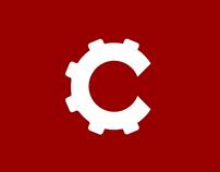 ChangeMachine - branding in progress