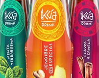 Kua Drink - Packaging & Branding