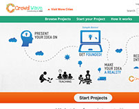 Crowdwave saas project design