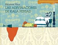 'Las adivinaciones de Kala Pershar' Book cover