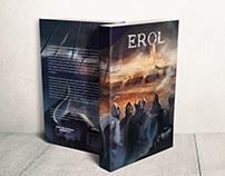 A fantasy book cover