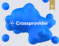 Crossprovider — Online Service | UX & UI