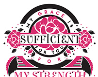 His Grace is Sufficient