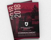 WSU Vancouver Commencement