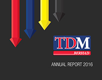 TDM Annual Report 2016