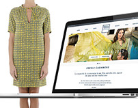 FEDELI CASHMERE - WEBSITE