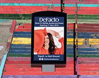 DeFacto Lebanon - Zahle Opening