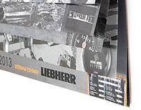 Ветераны  техники Liebherr. Календарь