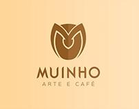 Branding: Muinho Arte e Café