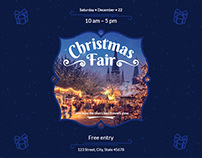 Christmas Fair | Modern and Creative Templates Suite