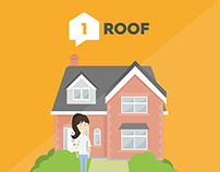 1ROOF - Illustration & Animation
