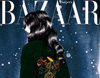 Harper's Bazaar India.