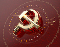 Ftuturistic USSR wallpaper