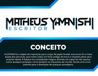 Logo - Matheus Yamanishi Escritor