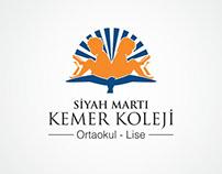 Siyah Martı Kemer Koleji Logo