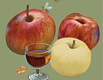 """ Осенний аромат"" Autumn flavor"