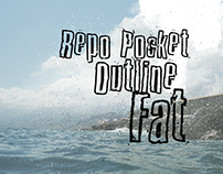 LRC Type - Repo Pocket Outline Fat (Free)