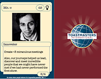 Toastmasters Cards