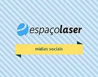 Espaçolaser :: Mídias Sociais