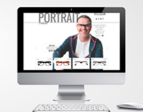 WEB DESIGN: PORTRAIT