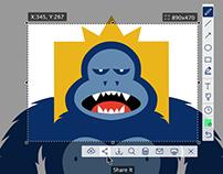 ScreenKong - King of Screenshots