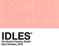 IDLES, Dublin 2018