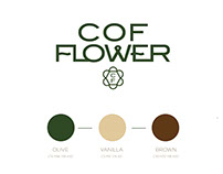 COFFLOWER branding