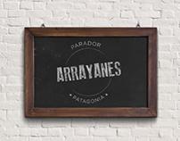 Parador Arrayanes - Identity