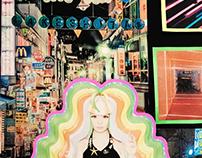 Harajuku Nights | Concept & Designs