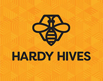 Hardy Hives - Brand