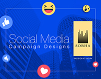 Social media campaign creatives | Art Direction