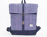 Suspiro Handwoven Backpacks - Ethical Fashion
