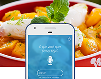 Voice Cooking App / Website