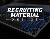 Recruiting Postcard Design