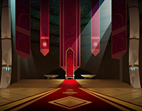 Gehennam, Game Backgrounds