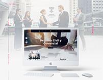 TUESTA ABOGADOS - Diseño Web - Desktop