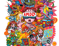 AMD & Brother
