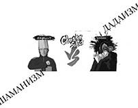 Shamans vs. Dadaists