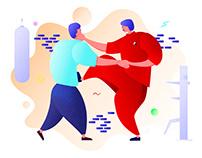 Wing Chun Illustration Series