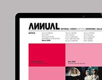 ANNUAL – Site internet