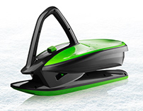 SkidRifter Snow Sled - Product Presentation