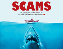 Which? Money - 'Pension Sharks'